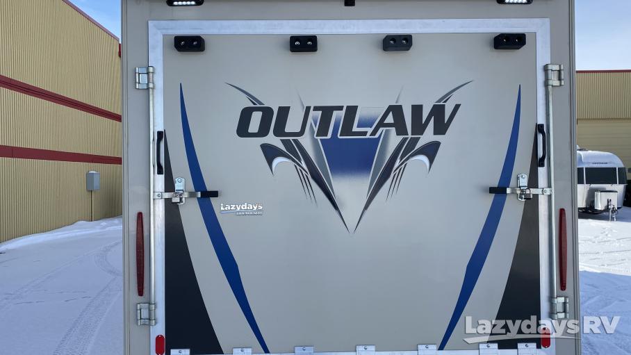 2018 Thor Motor Coach Outlaw 29J