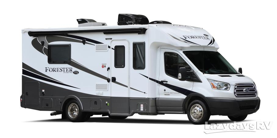 2017 Forest River Forester 2401R