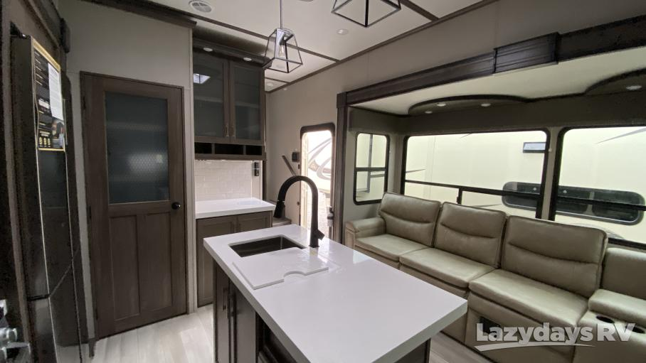 2021 Grand Design Solitude S-Class 3950BH-R