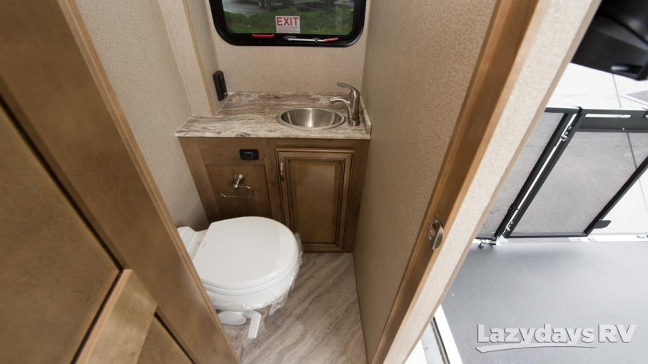 2019 Fleetwood RV Bounder 36FP