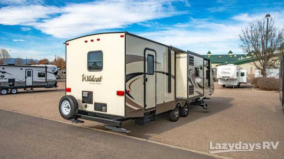 2017 Forest River RV Wildcat 322TBI