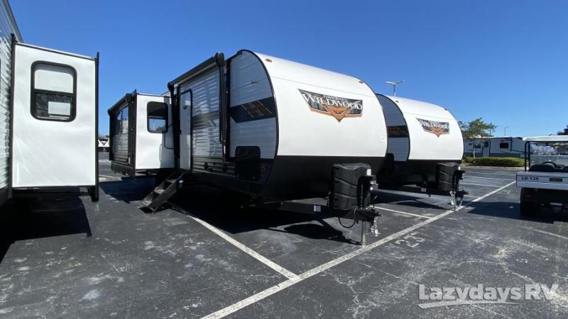 2021 Forest River RV Wildwood