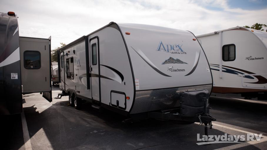 2015 Coachmen Apex 193BHS