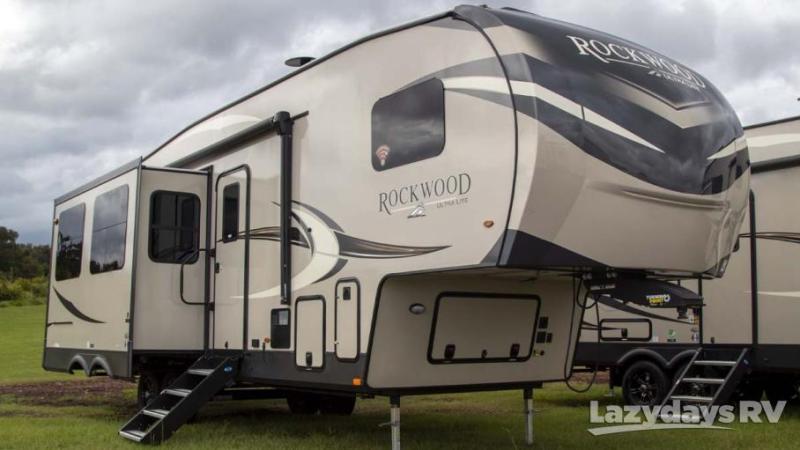 2021 Forest River Rockwood Ultra Lite