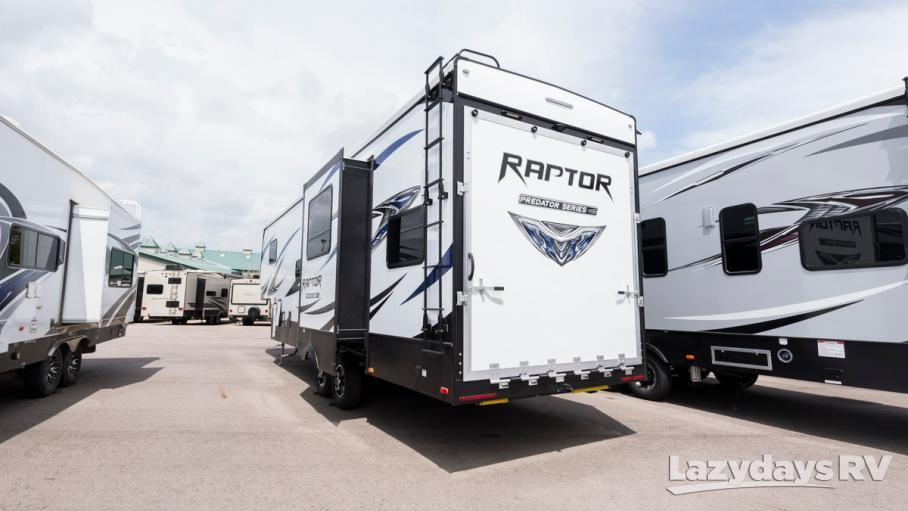 2019 Keystone RV Raptor Predator 3018P