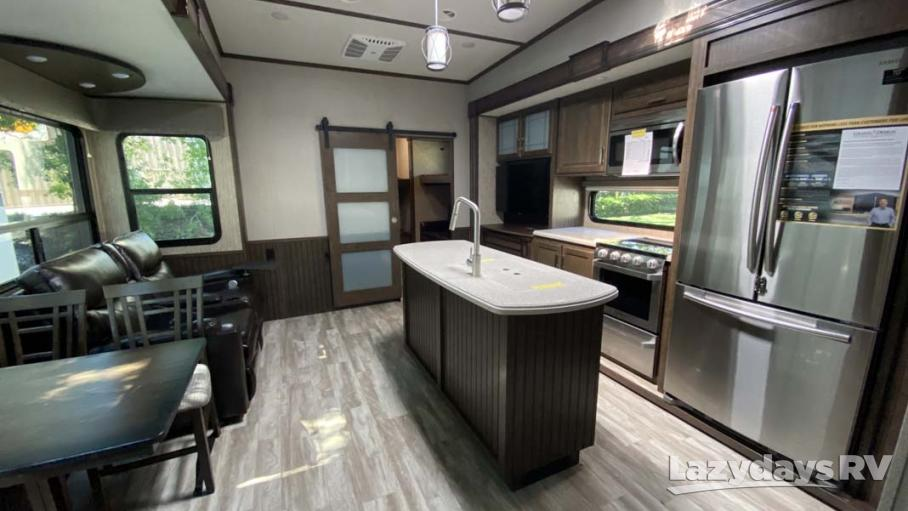 2021 Grand Design Solitude S-Class 3740BH-R