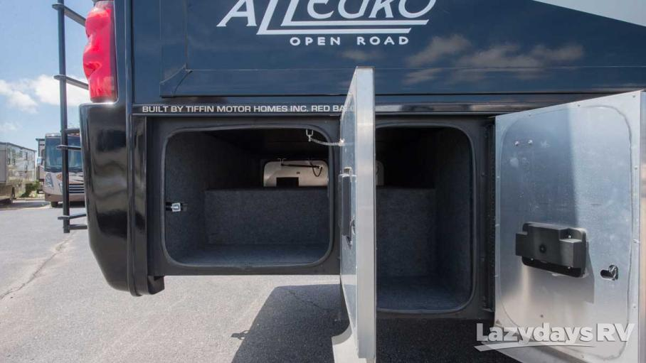 2011 Tiffin Motorhomes Allegro 34TGA