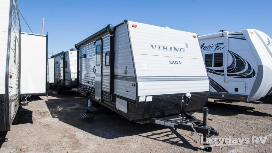2018 Coachmen Viking 17SFQSAGA