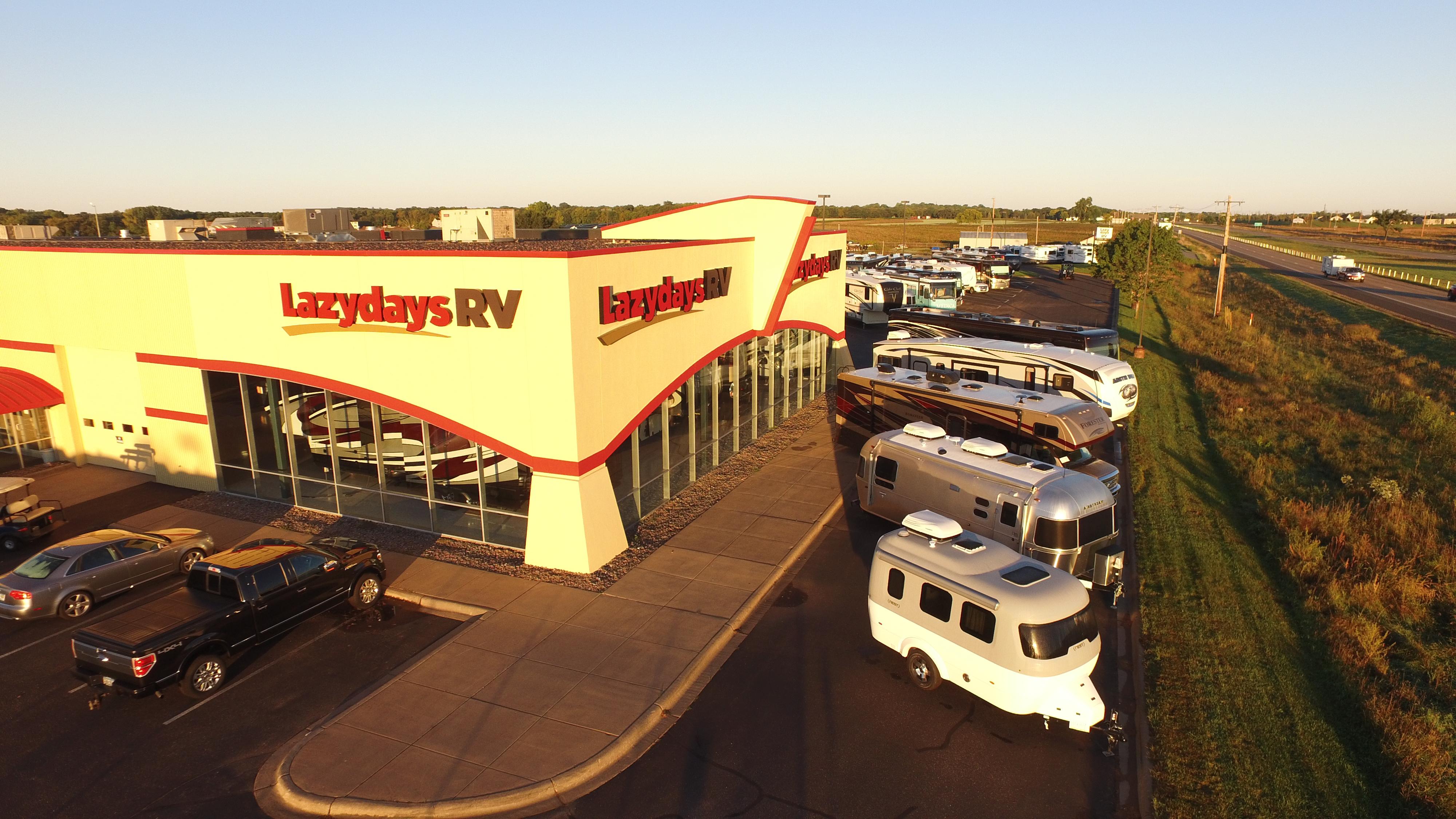Lazydays RV Minneapolis