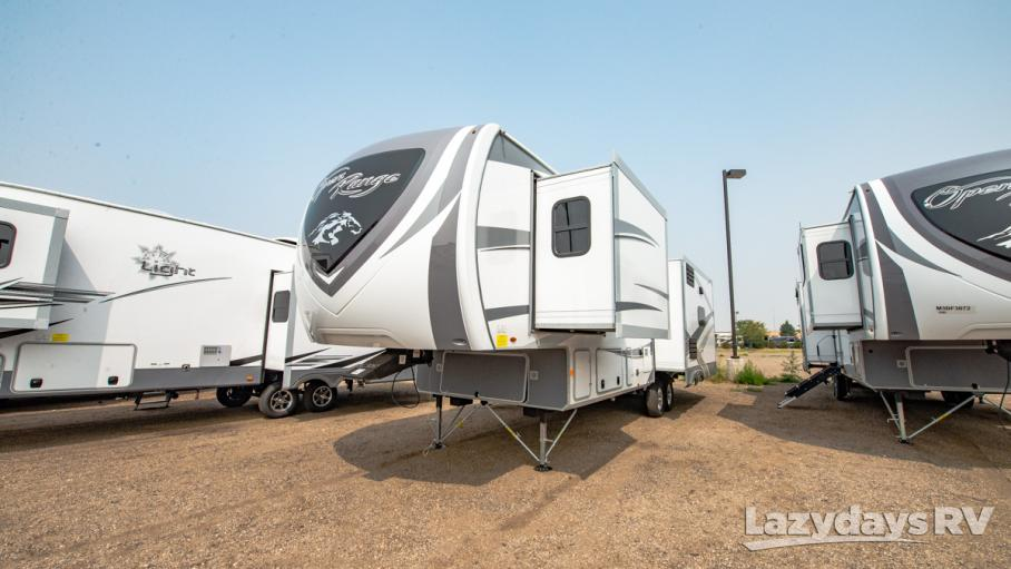 2021 Highland Ridge RV Open Range OF314RLS