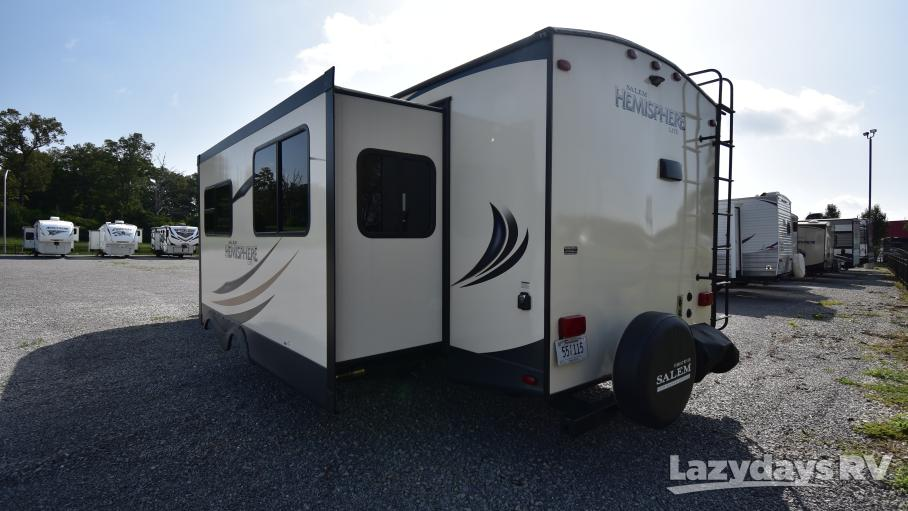 2018 Forest River Salem Cruise Lite 282RK