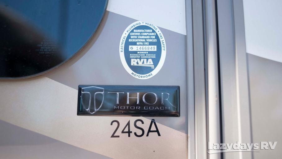 2015 Thor Motor Coach Four Winds Siesta Sprinter 24SA