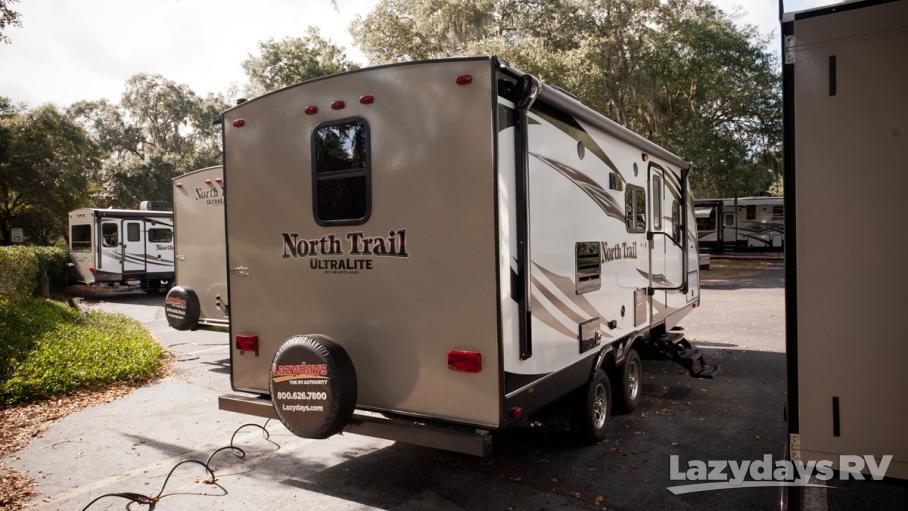 2016 Heartland North Trail 21FBS