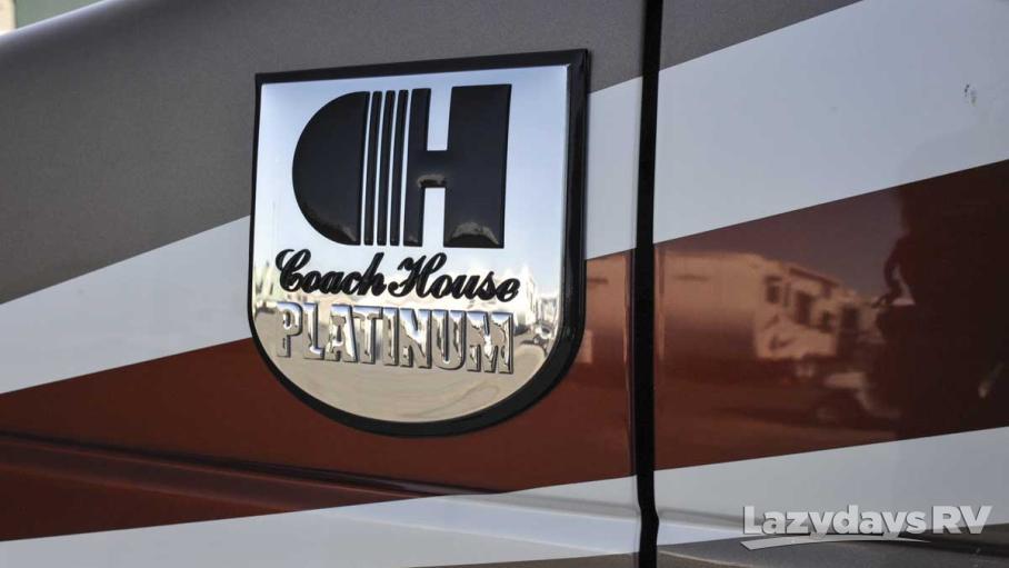 2014 Coach House Platinum XL 232XL