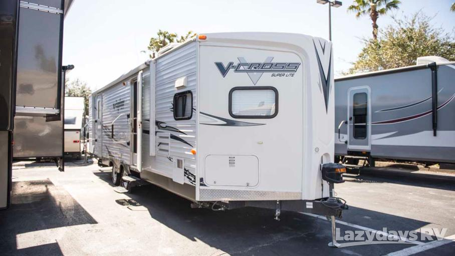 2012 Forest River V-Cross 27VFK
