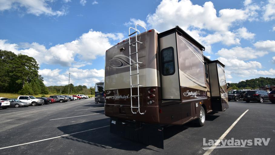 2007 Fleetwood RV Southwind 37A