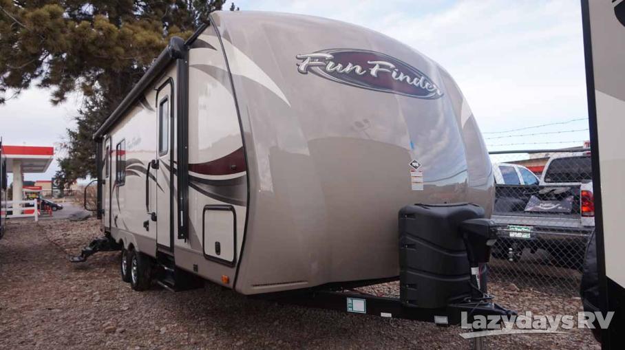 2016 Cruiser RV Fun Finder 241LRK