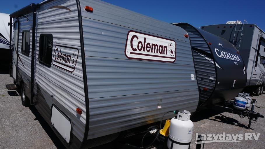 2015 Dutchmen Coleman Expedition 16FB