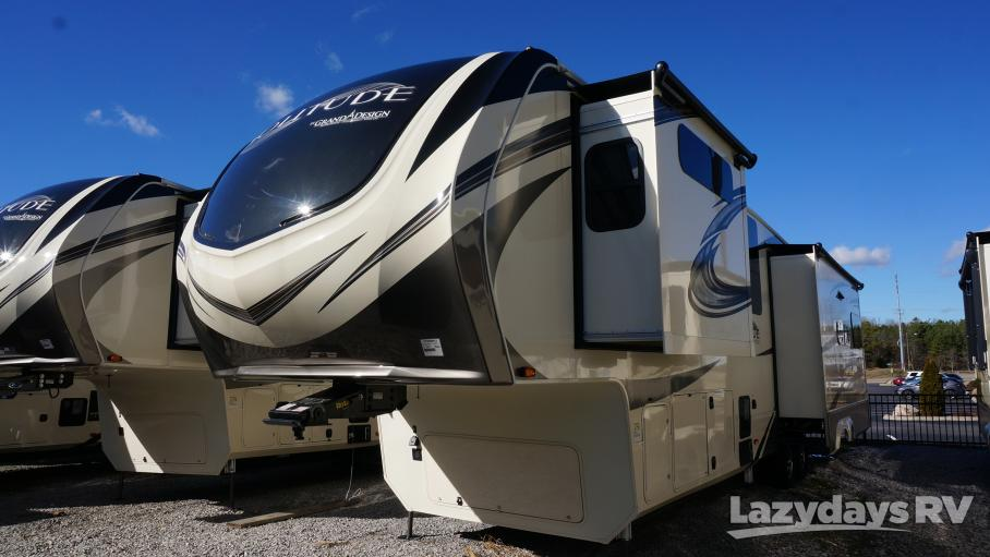 2020 Grand Design Solitude 385GK-R