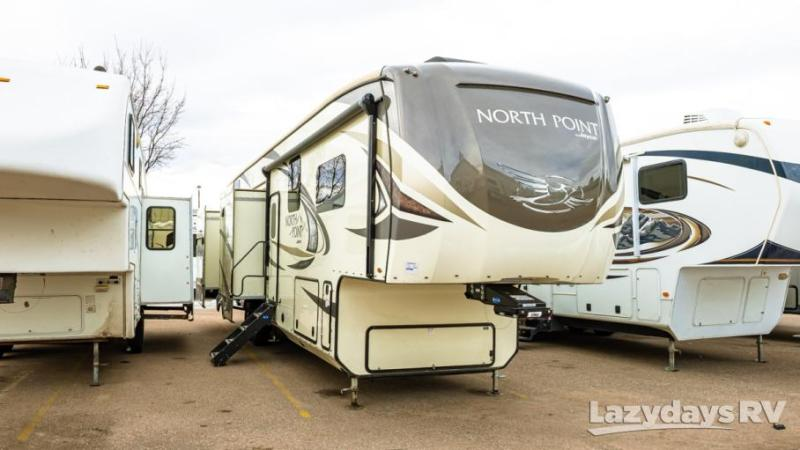 2018 Jayco North Point