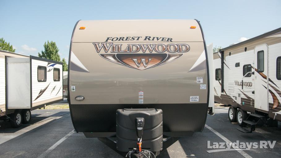 2016 Forest River Wildwood 31KQBTS