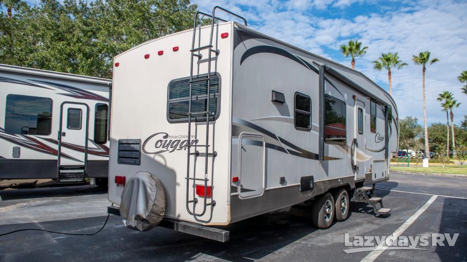 2012 Keystone RV Cougar 299RKS