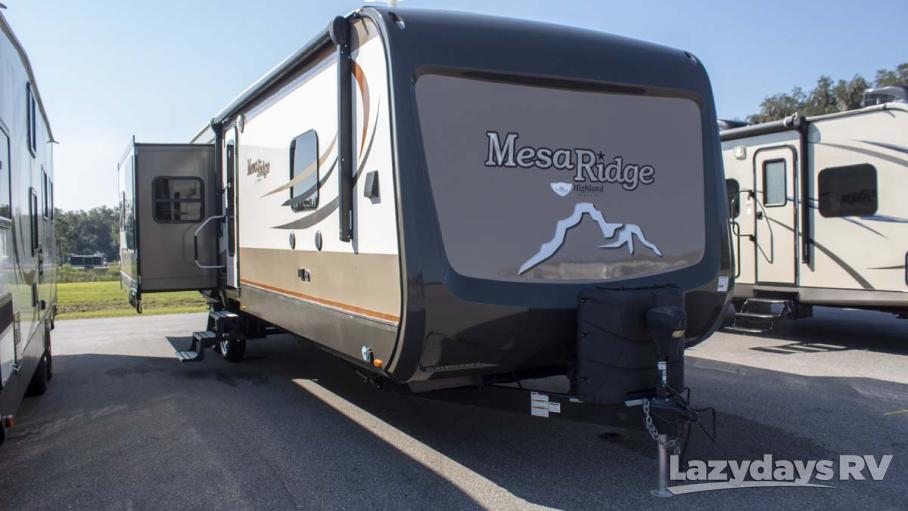 2018 Highland Ridge RV Mesa Ridge 324RES