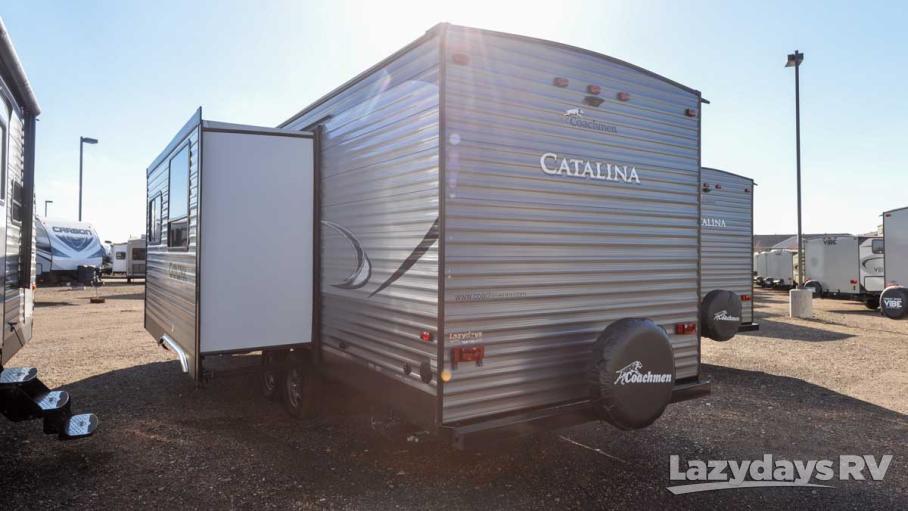 2017 Coachmen Catalina 261BHS