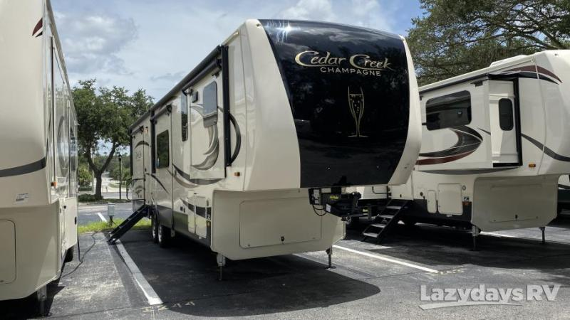 2021 Forest River RV Cedar Creek Champagne Edition