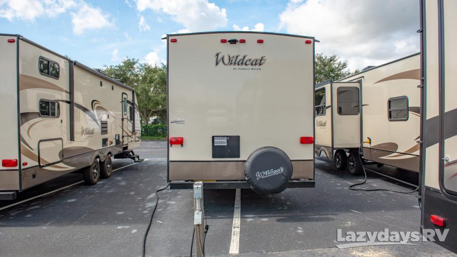 2019 Forest River Wildcat 282KBD