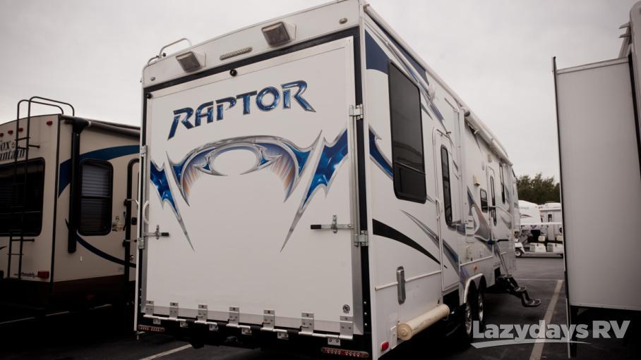 2011 Keystone RV Raptor 300MP