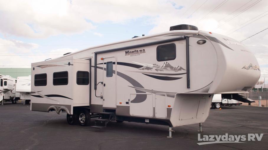2011 Keystone RV Montana High Country 313RE
