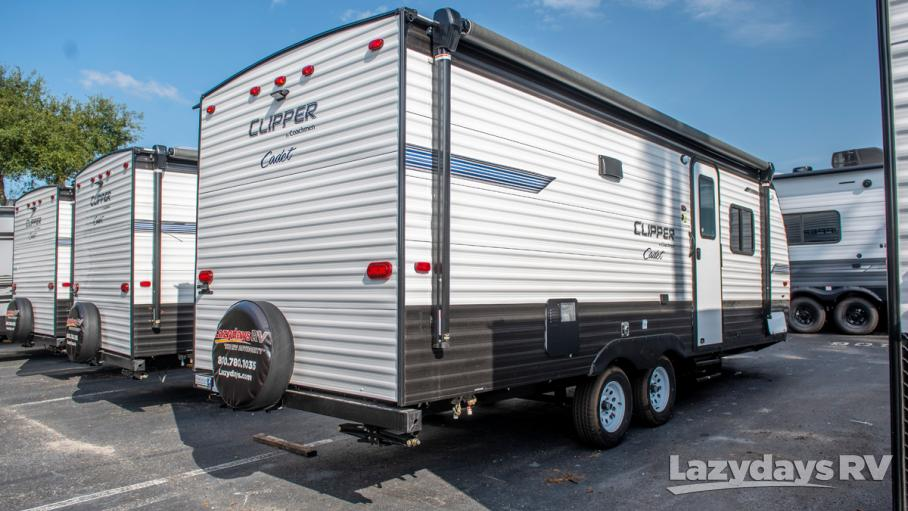 2020 Coachmen Clipper Cadet 21CBH