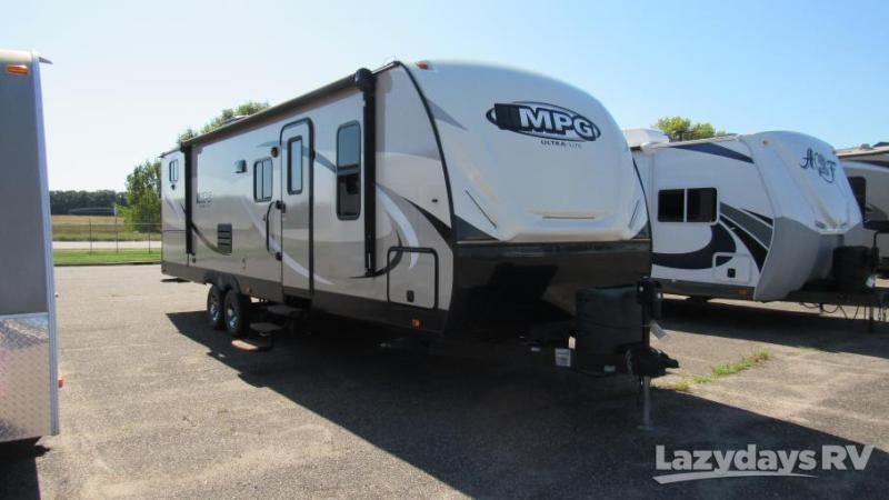 2016 Crossroads RV Cruiser