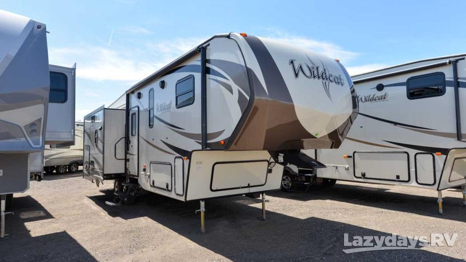 2017 Forest River Wildcat 29RLX