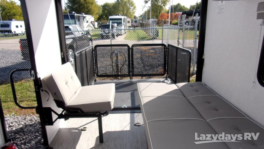 2021 Forest River RV IBEX 19 QTH