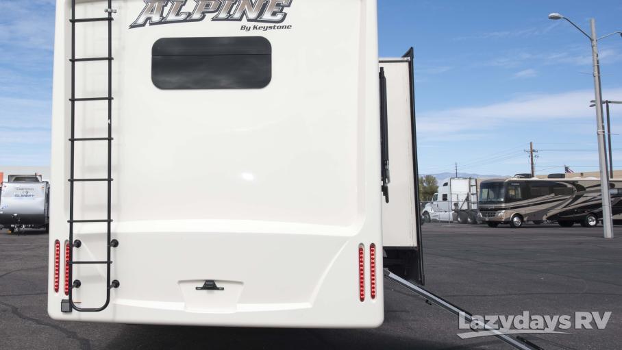 2015 Keystone RV Alpine 3900RE