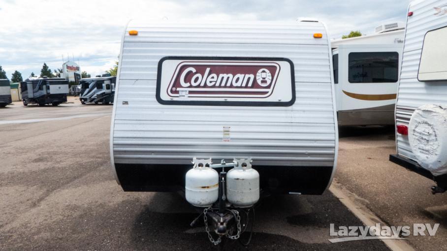2014 Dutchmen Coleman Expedition 15BH