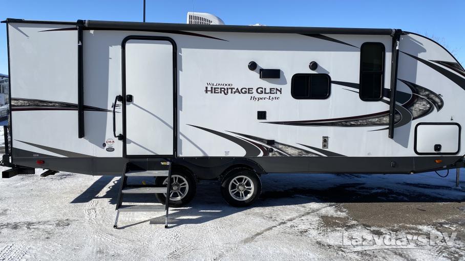 2019 Forest River Heritage Glen 22 RBHL