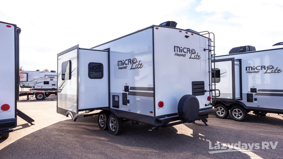2021 Forest River Flagstaff Micro Lite 22FBS
