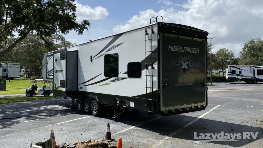2021 Highland Ridge RV Highlander 383H