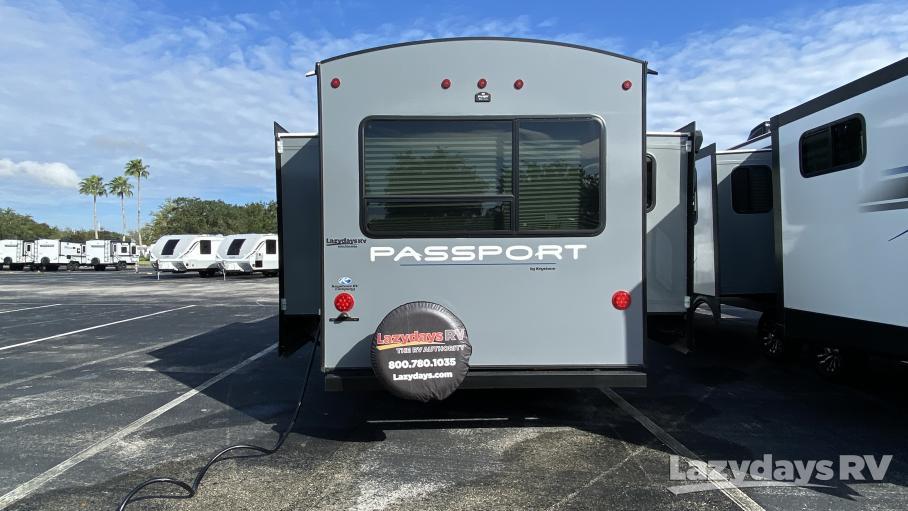 2021 Keystone RV Passport GT 2970RL