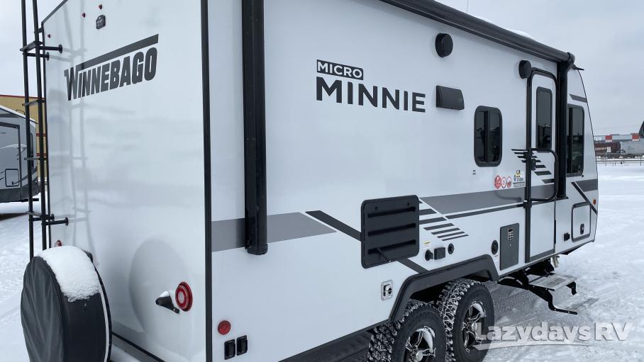 2021 Winnebago Industries Towables Micro Minnie 2100BH