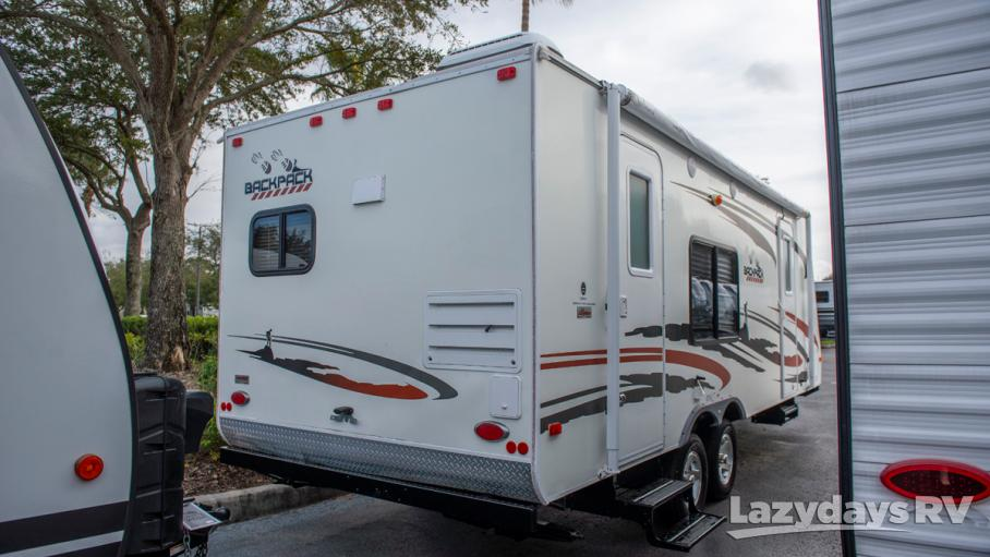 2009 Fleetwood RV Backpack 240RKS