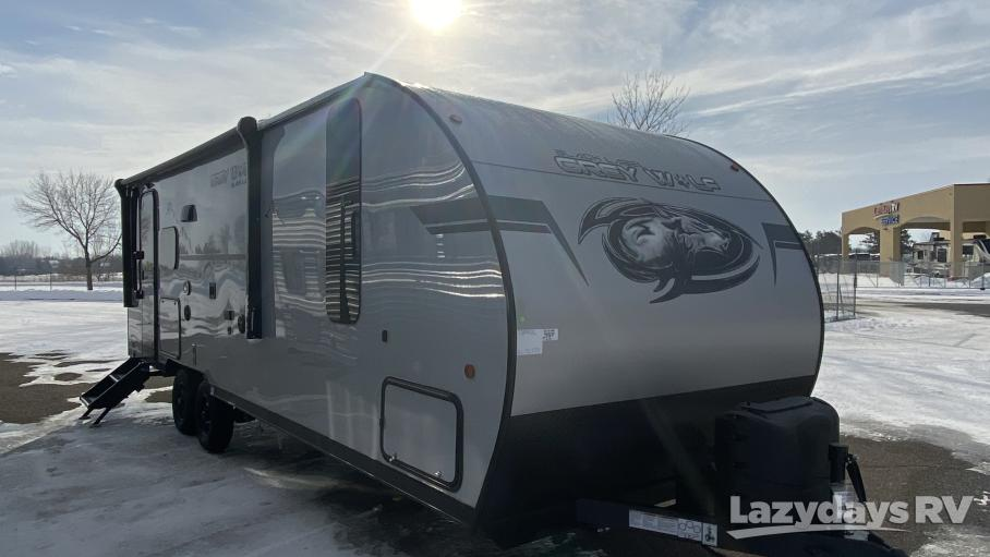 2021 Forest River RV Cherokee Grey Wolf 23MK