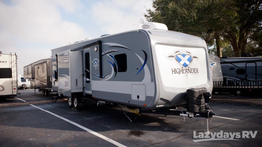 2016 Open Range Highlander HT31RGR