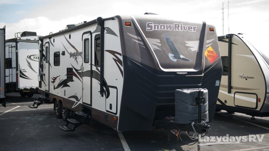 2015 Northwood Snow River 266RDS