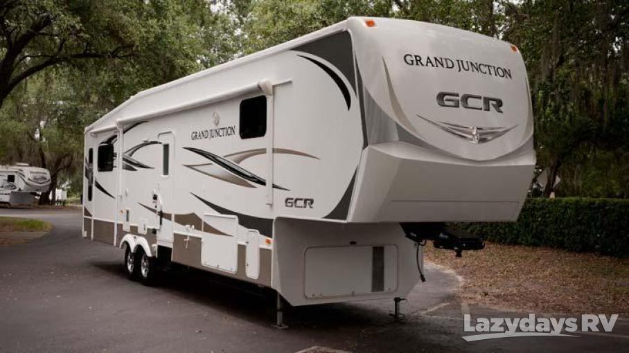 2010 Dutchmen Grand Junction 34qre