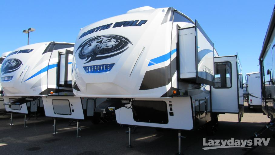 2018 Forest River Arctic Wolf 255DR