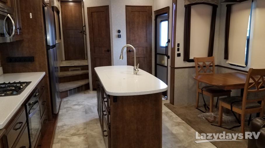 2018 Heartland Bighorn 3760EL